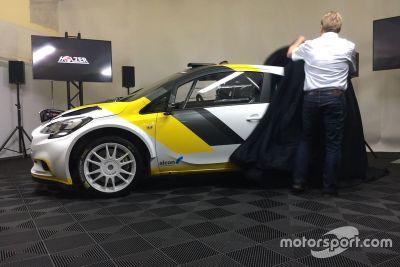 Opel Corsa R5 unveil