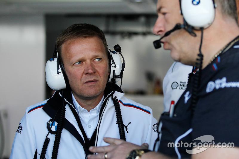 Stefan Reinhold, jefe de equipo de BMW Team RMG