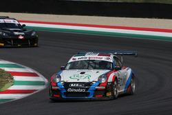 Porsche 997 Cup #169 Ebimotors: La Mazza-Nicolosi