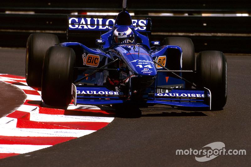 #14: Olivier Panis, Prost JS45