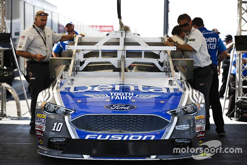 Technische Inspektion: Danica Patrick, Stewart-Haas Racing, Ford