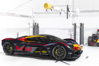 Aston Martin RB 001 en livery de Red Bull Racing