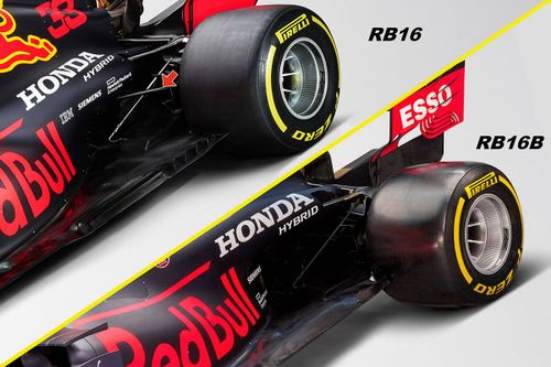 Presentazione Red Bull Racing