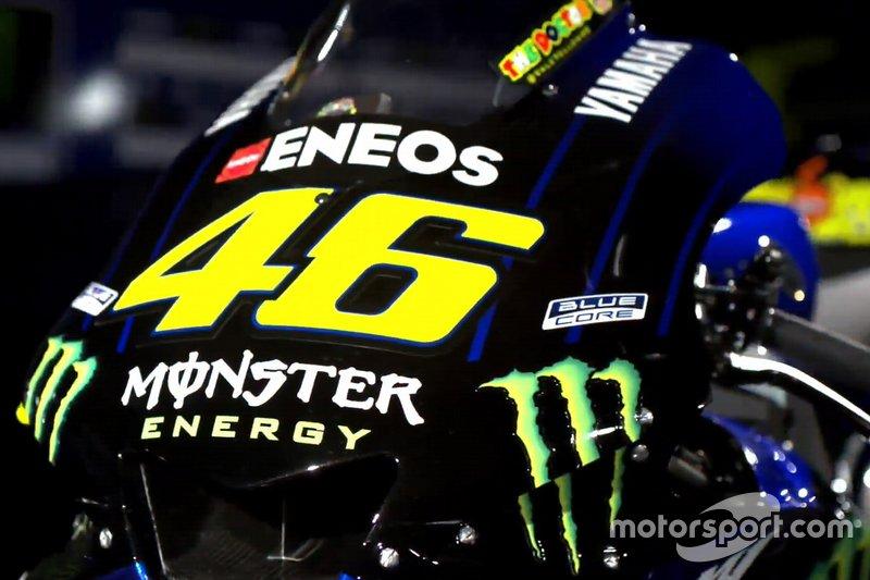 Valentino Rossi, Yamaha Motor Racing, YZR-M1
