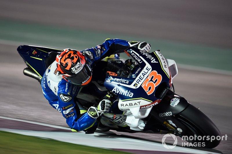 16º Tito Rabat, Avintia Racing - 1:55.229