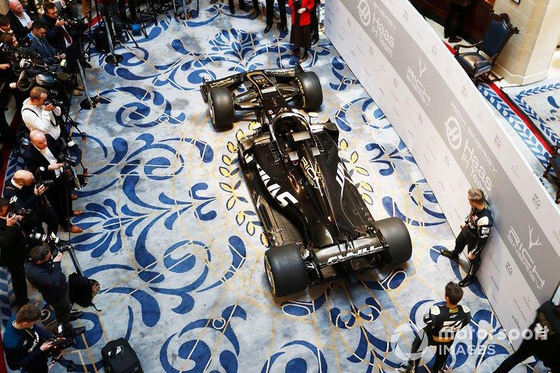 Présentation Haas F1