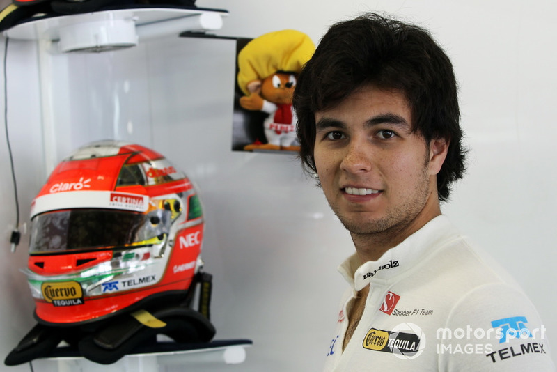 Sergio Perez (2011)