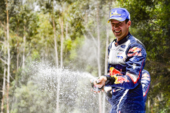 2018 WRC champion Sébastien Ogier, M-Sport Ford