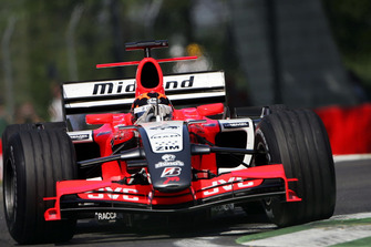Christijan Albers, MF1 Racing M16