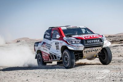 Alonso-Test in Namibia