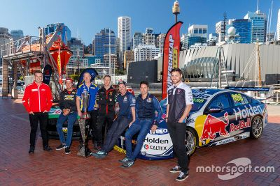 Peter Brock Trophy in Sydney