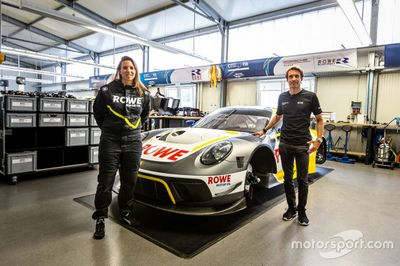 ROWE Racing drivers announcement