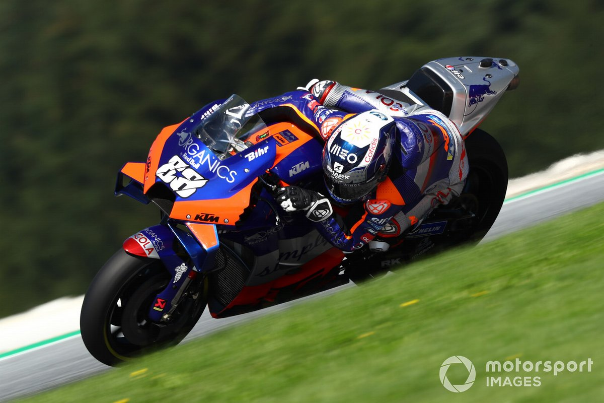 P8 Miguel Oliveira, Red Bull KTM Tech 3