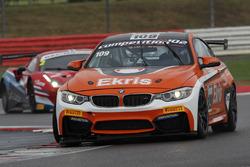 #109 Racing Team Holland by Ekris Motorsport, Ekris M4 GT4: Ricardo van der Ende, Bernhard van Oranje