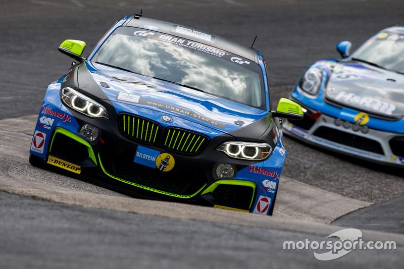 #310 Team Scheid-Honert Motorsport, BMW M235i Racing Cup: Thomas Jäger, Max Partl