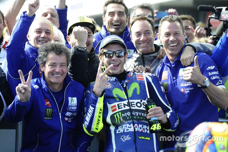 2. Valentino Rossi, Yamaha Factory Racing