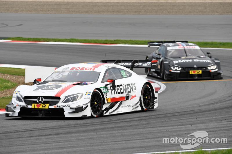 10. Felix Rosenqvist, Mercedes-AMG Team ART, Mercedes-AMG C 63 DTM DTM