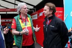 Peter Gutzmer, ABT Schaeffler Audi Sport, ed Emerson Fittipaldi
