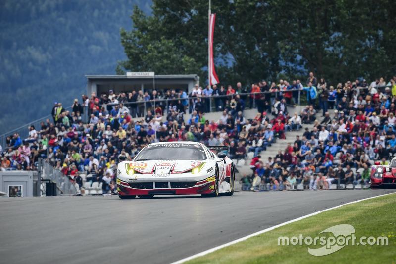#60 Formula Racing Ferrari F458 Italia: Johnny Laursen, Mikkel Mac, Christina Nielsen
