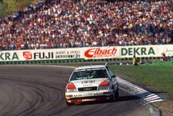Hans Joachim Stuck, Audi V8 quattro
