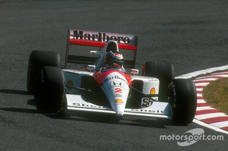 1991: Gerhard Berger (McLaren-Honda MP4/6)