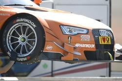 Detail: Jamie Green, Audi Sport Team Rosberg, Audi RS 5 DTM