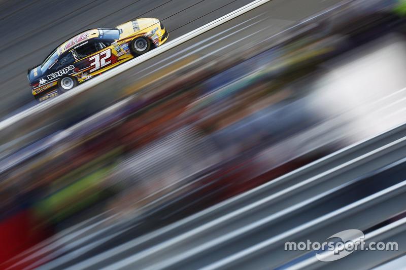 Jeffrey Earnhardt, Go Green Racing, Ford