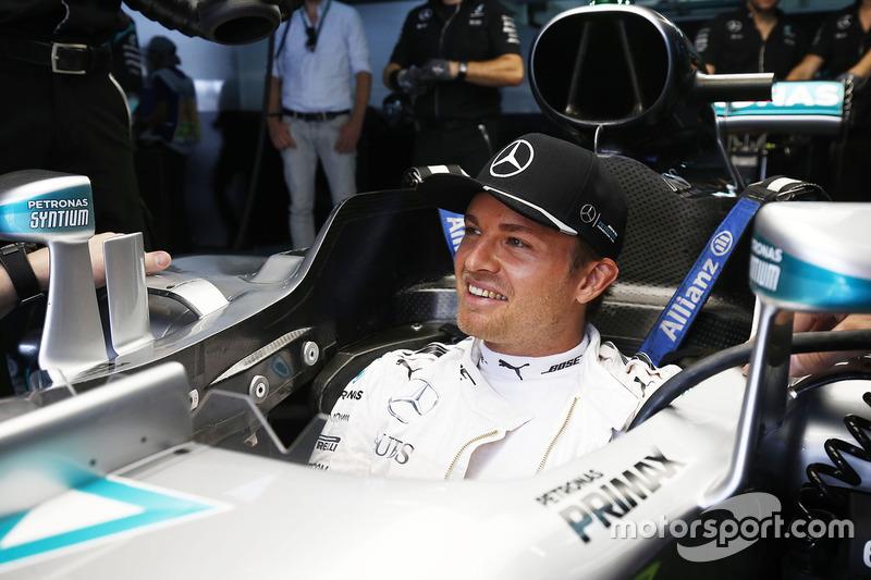 Nico Rosberg (Vuelta rápida)