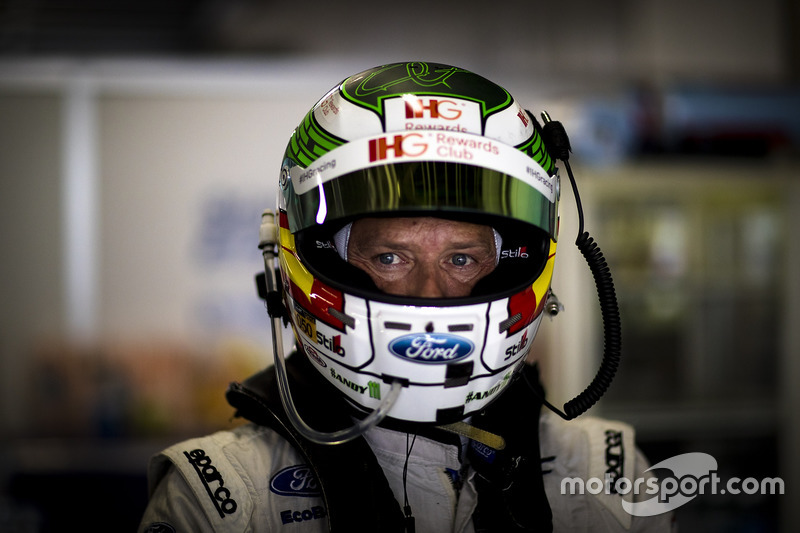 Andy Priaulx, Ford Chip Ganassi Racing Team UK