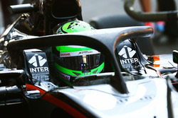 Нико Хюлькенберг, Sahara Force India F1 VJM09 с системой зашиты головы