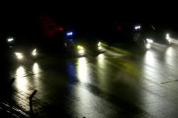 #48 Mercedes-AMG Team Mann Filter Mercedes-AMG GT3: Christian Hohenadel, Indy Dontje, Maximilian Götz, Renger van der Zande, #66 Black Falcon Team Identica Mercedes-AMG GT4: Carlos Gomez, Stefan Karg, Fidel Leib, Kim-Luis Schramm
