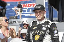 Ed Carpenter, Ed Carpenter Racing Chevrolet réagit à sa pole