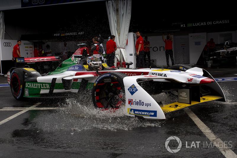 Lucas di Grassi, Audi Sport ABT Schaeffler.
