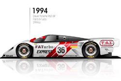 1994 Dauer Porsche 962 LM