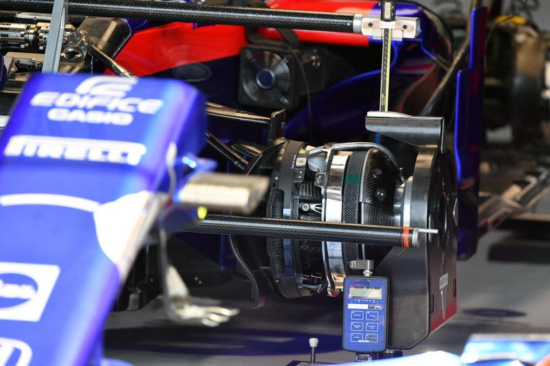 F1 2018 - technikai részletek - Német Nagydíj - csütörtök