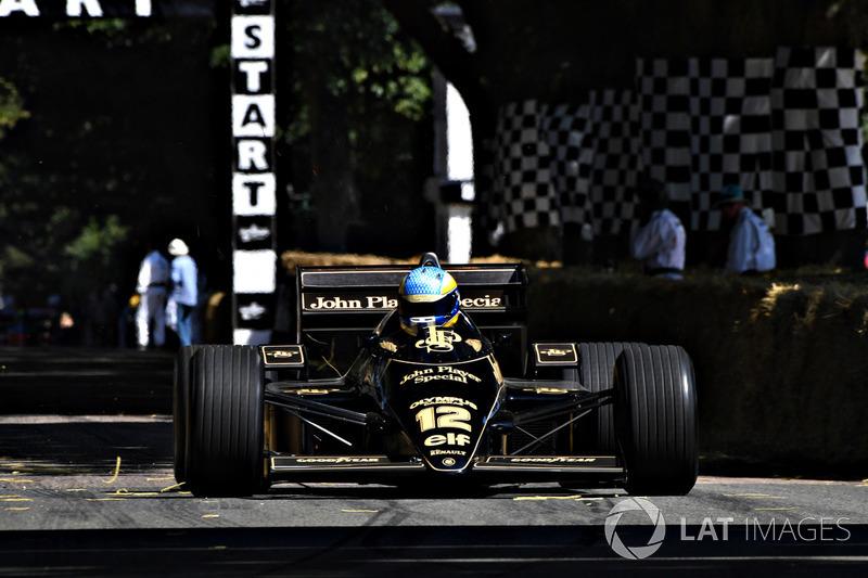 Chris Dinnage Lotus97T