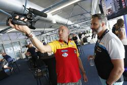 Tom Coronel, Roal Motorsport, Chevrolet RML Cruze TC1, Yvan Muller, Polestar Cyan Racing, Volvo S60 Polestar TC1