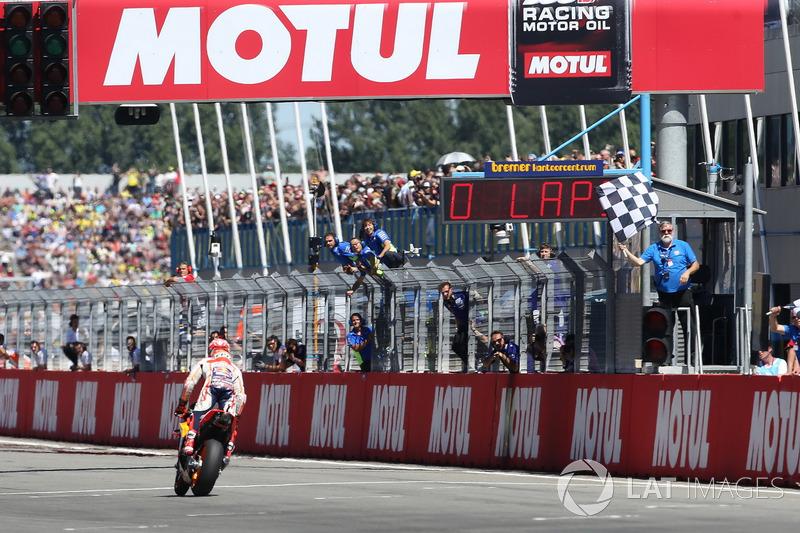GP de Holanda: 1º