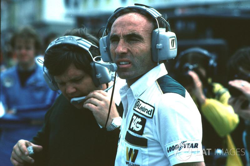 Frank Williams et Patrick Head