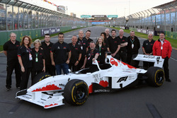 Photo de groupe F1 Experiences
