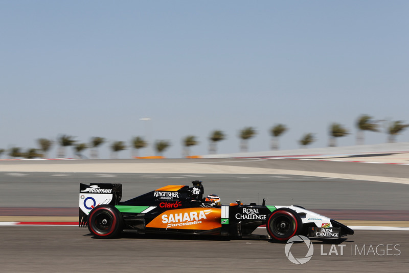 2014: Force India-Mercedes VJM07