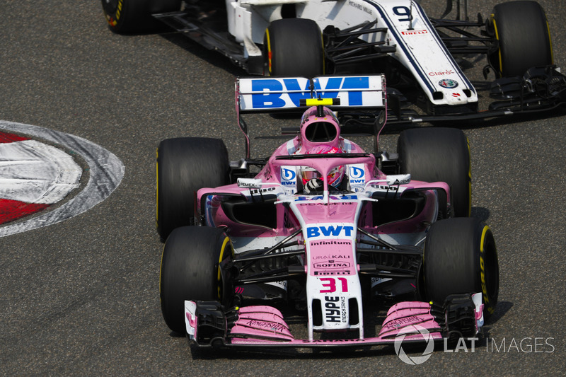 Esteban Ocon - Force India