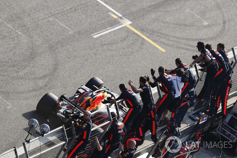 Даніель Ріккардо, Red Bull Racing RB14 Tag Heuer