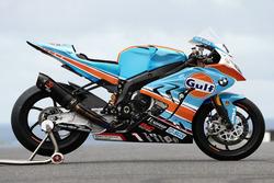 Gulf BMW Road Racing Team BMW S1000RRs
