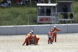 Андреа Довіціозо, Ducati Team після падіння