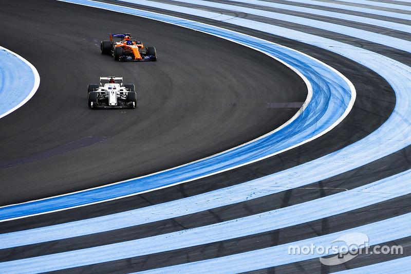 15: Marcus Ericsson, Sauber C37, 1'32.820