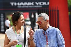 Colin Syn, Deputy Chairman Singapore GP PTE Ltd
