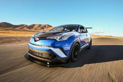 Toyota C-HR tuned
