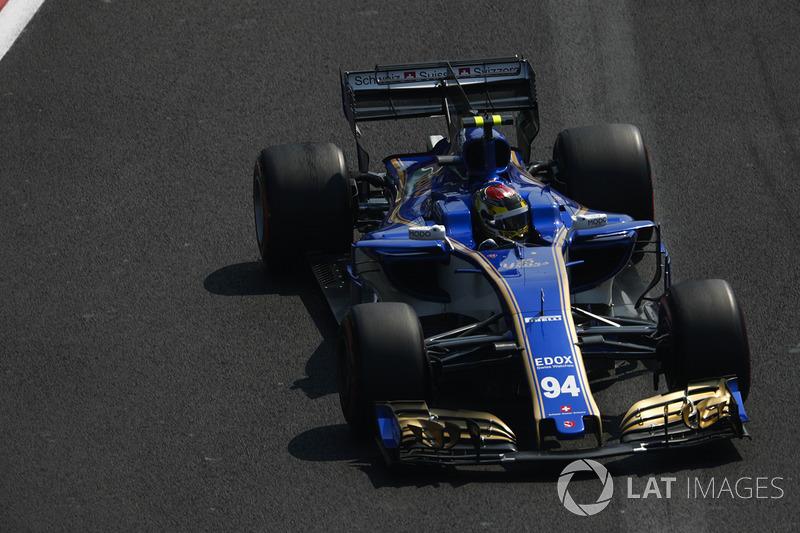 18. Pascal Wehrlein, Sauber C36
