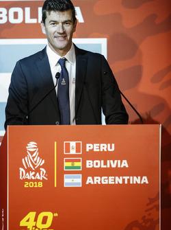 Marc Coma, director Dakar